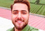خواننده ماکان بند مهمان روناک یونسی و همسرش +عکس